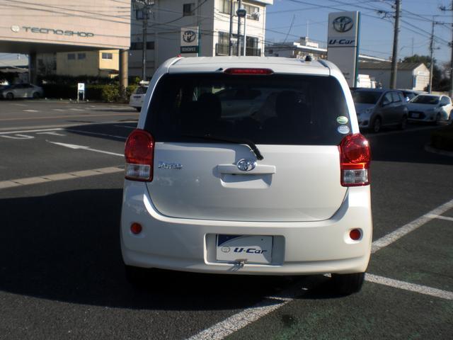 トヨタ ポルテ G