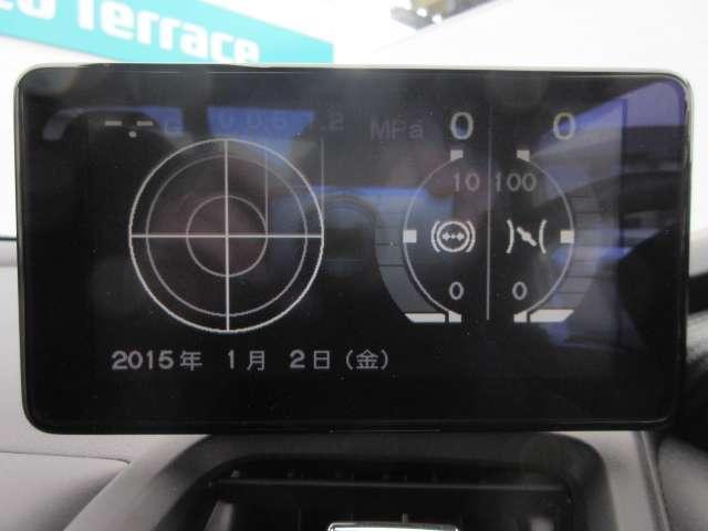 α バックカメラ・ETC・ワンオーナー車(7枚目)