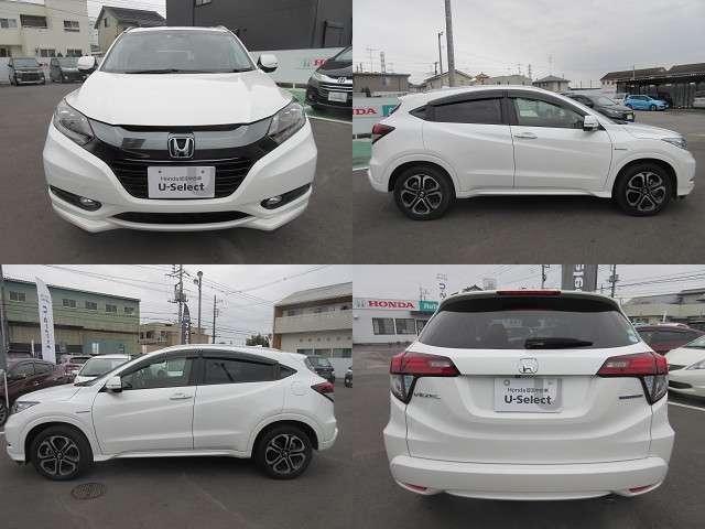 「ホンダ」「ヴェゼル」「SUV・クロカン」「栃木県」の中古車3