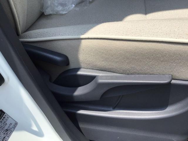 運転席の上下調整もできて快適な運転を!