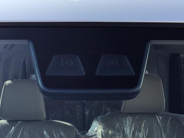 先進安全装備スマートアシストIII搭載。フロントガラス上部にあるステレオカメラで気づく止まるをアシストします。