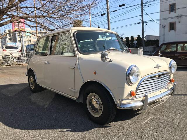 「ローバー」「ローバー MINI」「セダン」「栃木県」の中古車3