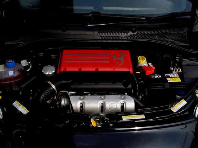 アバルト アバルト アバルト595 ツーリズモ ブラウンレザー ワンオーナー メーカー保証