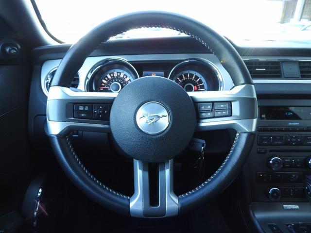 フォード フォード マスタング V6クーペプレミアム 2013年モデル ストライプ HID