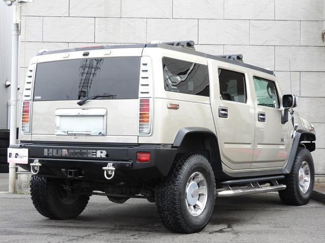 「ハマー」「ハマー H2」「SUV・クロカン」「栃木県」の中古車5