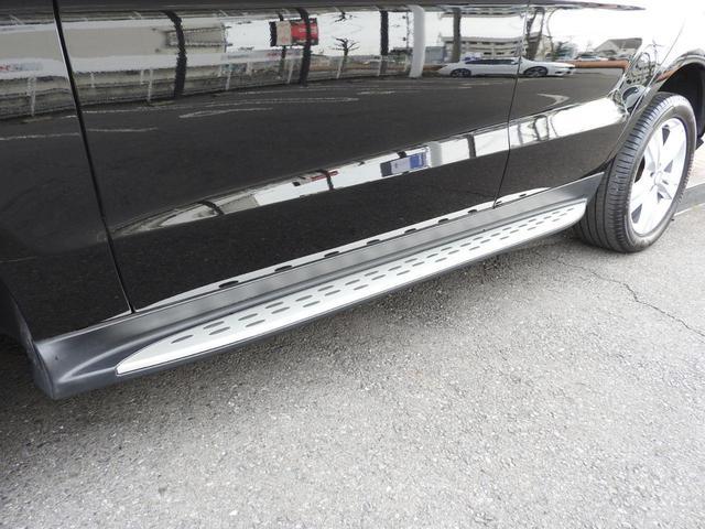 ML350 ブルーテック 4マチック 前後ドラレコ ステップ 正規ディーラー車 純正HDDナビ地デジ アラウンドビュー 前後ドライブレコーダー サイドステップ ディストロニックプラス(ACC) 4WD サイドウィンドウバイザー(22枚目)
