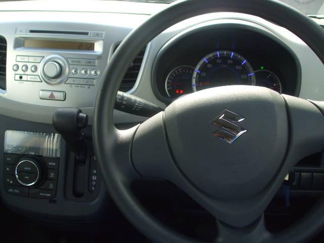 スズキ ワゴンR FX キーレス CD ベンチシート シートヒーター WエアB