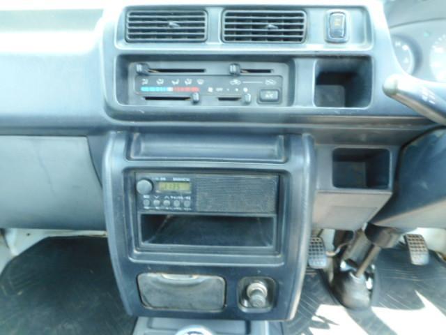 ダイハツ ハイゼットトラック スペシャル 4WD 5速マニュアル エアコン 3ヶ月保証付