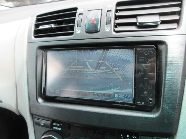 240F CD ナビ TV Bカメラ DVD再生 ETC スマートキー 電動格納ミラー アルミ 3ヶ月保証付(15枚目)