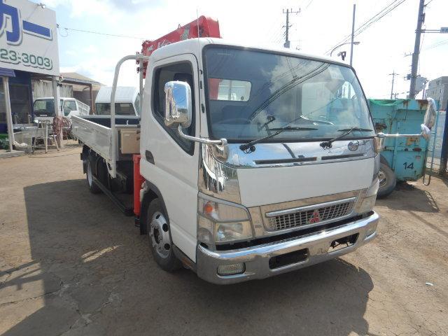 「その他」「キャンター」「トラック」「茨城県」の中古車3