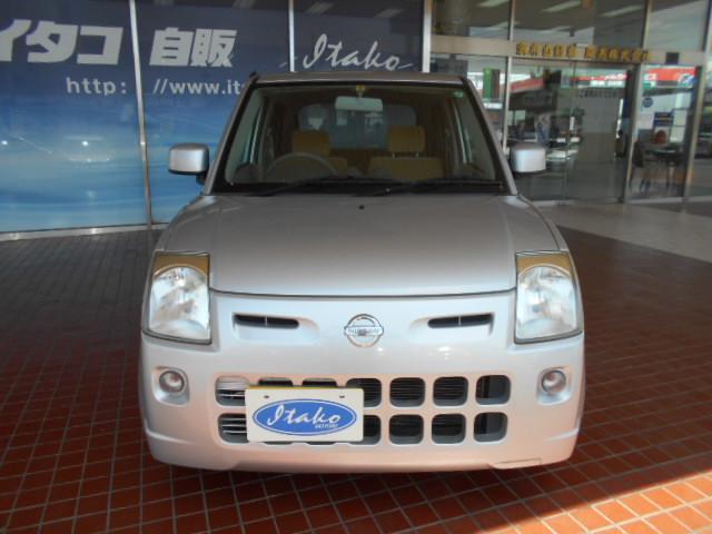 日産 ピノ S キーレス CD ABS