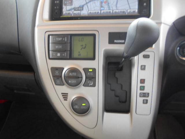 トヨタ ラクティス X Lパッケージ 純正HDDナビ 地デジ スマートキー