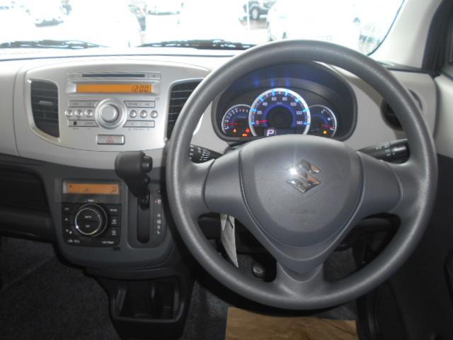 スズキ ワゴンR FX キーレス レーダーブレーキサポート シートヒーター