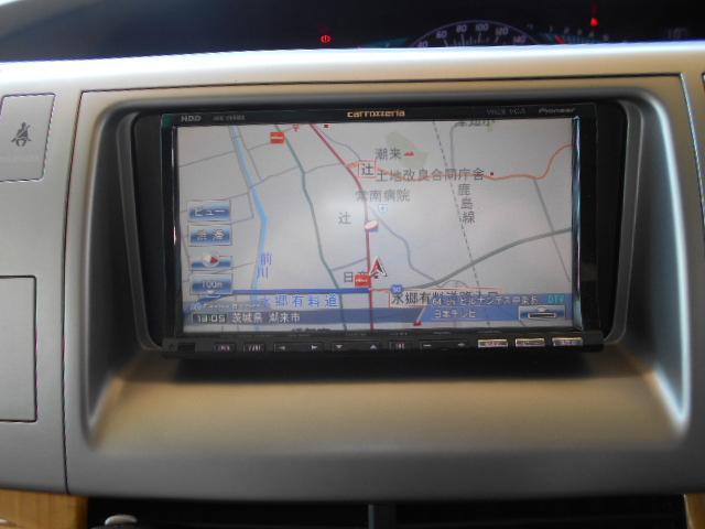 トヨタ エスティマ 2.4アエラス Gエディション HDDナビ 地デジ