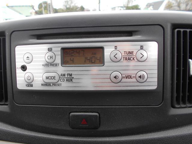 ダイハツ ミライース X キーレス CD