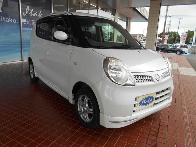「日産」「モコ」「コンパクトカー」「茨城県」の中古車25