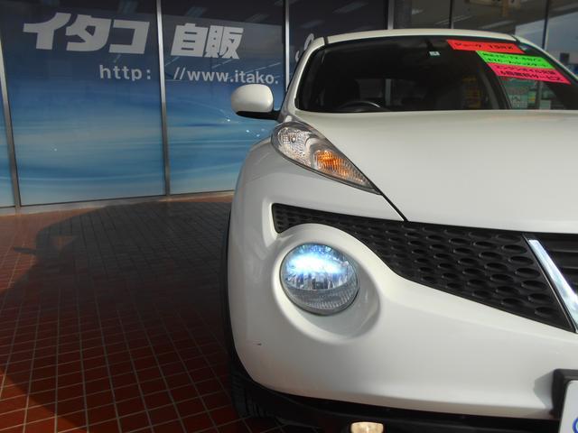 「日産」「ジューク」「SUV・クロカン」「茨城県」の中古車32