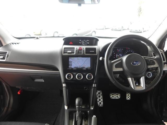 2.0XT アイサイト SDナビ ワンセグTV バックカメラ付 LEDヘッド キーフリー 4WD 横滑り防止装置 衝突被害軽減装置 レーンアシスト(6枚目)