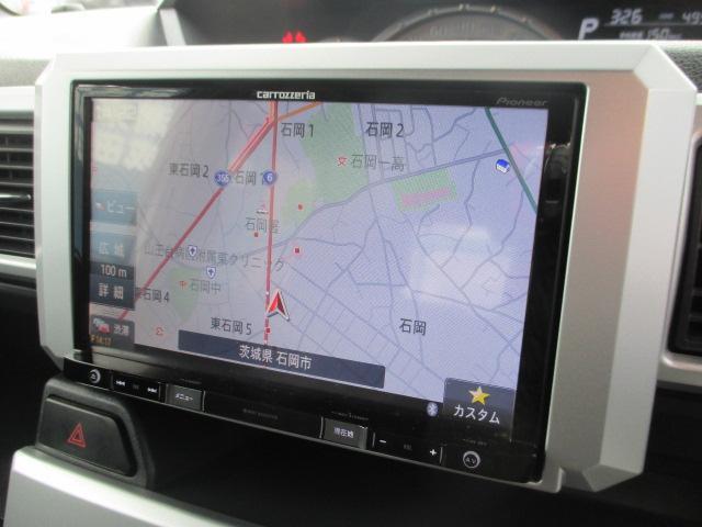 ダイハツ ウェイク X ナビ TV パワースライドドア LED 1オーナー車