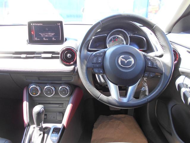 「マツダ」「CX-3」「SUV・クロカン」「茨城県」の中古車17