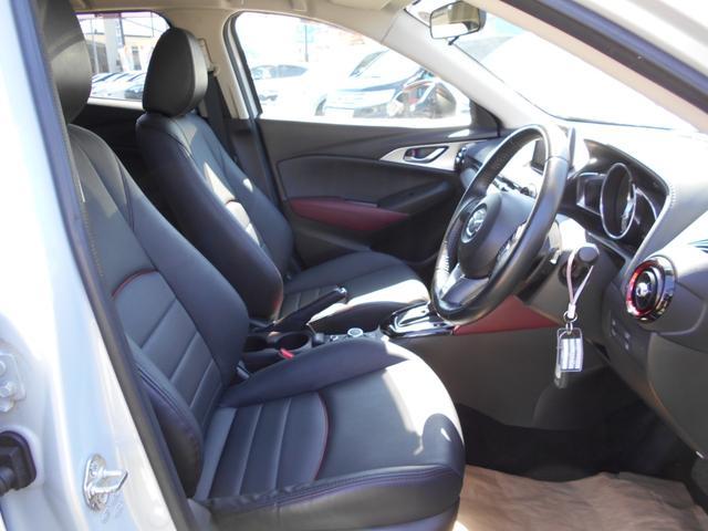 「マツダ」「CX-3」「SUV・クロカン」「茨城県」の中古車18