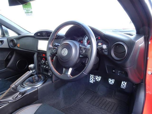 GTソーラーオレンジリミテッド GRガレージ認定中古車 6速MT 純正ナビ バックモニタ ETC ドラレコ LEDヘッドランプ(9枚目)