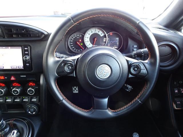 GTソーラーオレンジリミテッド GRガレージ認定中古車 6速MT 純正ナビ バックモニタ ETC ドラレコ LEDヘッドランプ(21枚目)