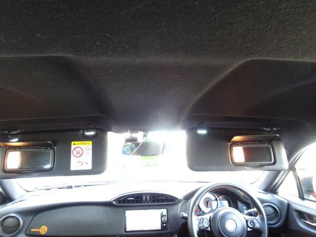 GTソーラーオレンジリミテッド GRガレージ認定中古車 6速MT 純正ナビ バックモニタ ETC ドラレコ LEDヘッドランプ(38枚目)