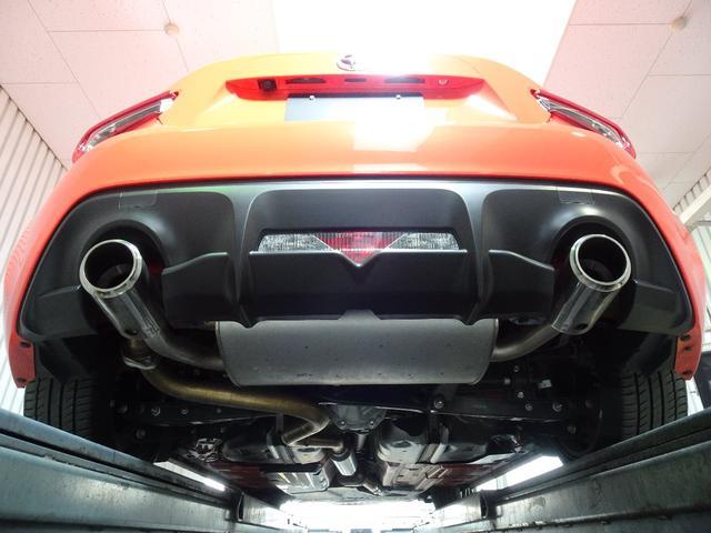 GTソーラーオレンジリミテッド GRガレージ認定中古車 6速MT 純正ナビ バックモニタ ETC ドラレコ LEDヘッドランプ(46枚目)