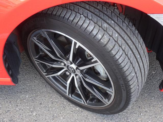 GTソーラーオレンジリミテッド GRガレージ認定中古車 6速MT 純正ナビ バックモニタ ETC ドラレコ LEDヘッドランプ(47枚目)