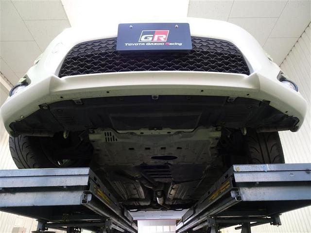 GT GRガレージ認定中古車 6速MT HDDナビ バックモニタ ETC ドラレコ(6枚目)
