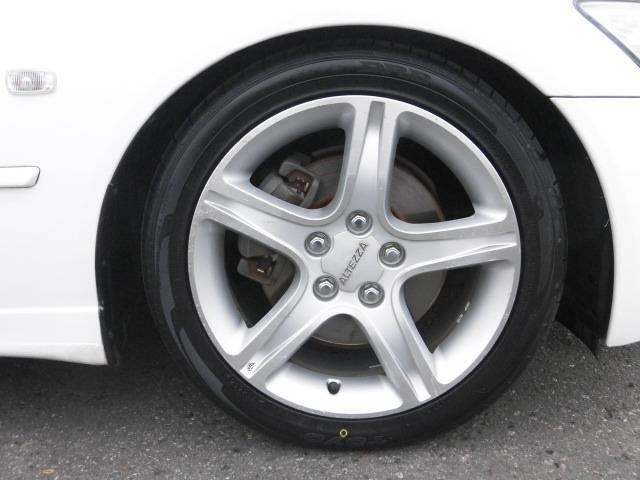 トヨタ アルテッツァ RS200 リミテッドII 6速マニュアルナビETC保証付