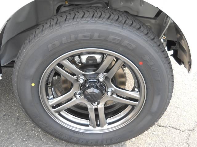 スズキ ジムニー ランドベンチャー 届出済未使用車 4WD