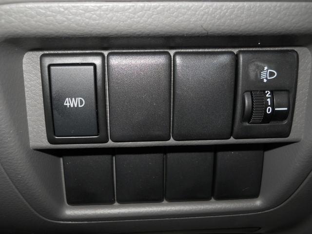 スズキ エブリイ ジョイン 届出済未使用車 4WD