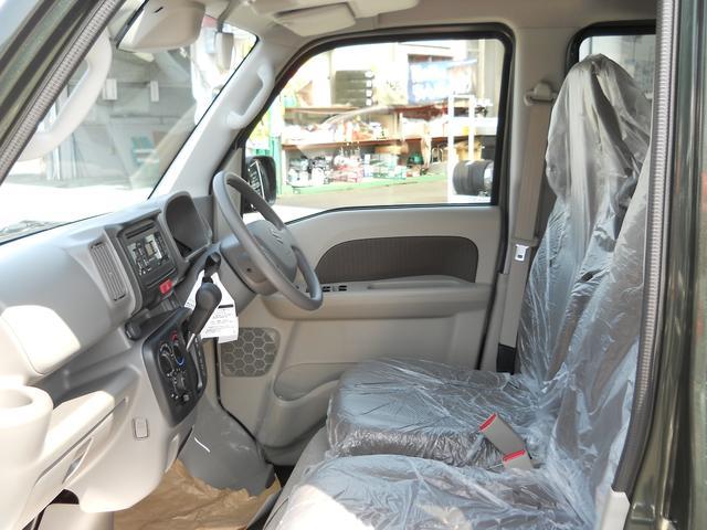 ジョインターボ 届出済未使用車 4WD レーダーブレーキS(5枚目)
