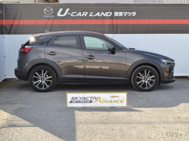 マツダ CX-3 1.5 XD ツーリング 2WD BOSE 18AW 試乗車
