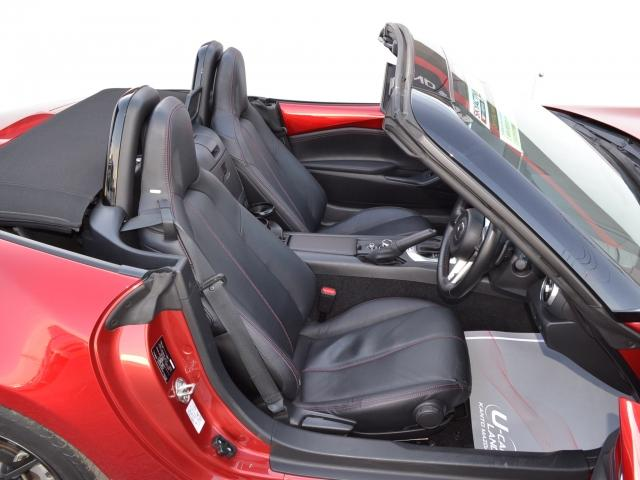 マツダ ロードスター 1.5 S レザーパッケージ 2WD BOSE 16AW 試