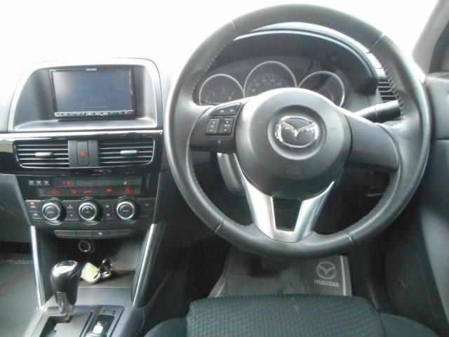マツダ CX-5 2.2 XD ディーゼルターボ 4WD HID-P HDDナ