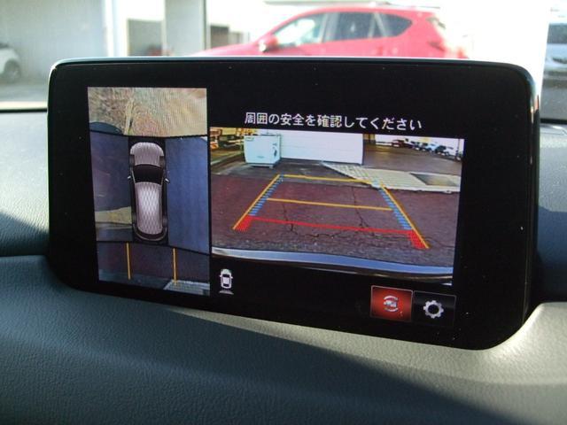 2.2 XD プロアクティブ ディーゼルターボ 360°カメラ(23枚目)