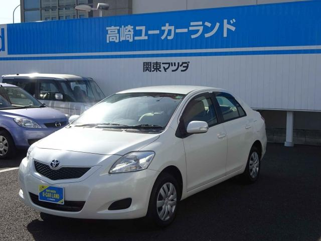 トヨタ ベルタ 1.3 X CVT 下取り車