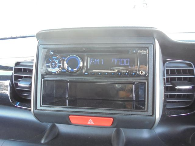 ホンダ N BOXカスタム G・Lパッケージ 電動スライドドア スマートキー CDデッキ
