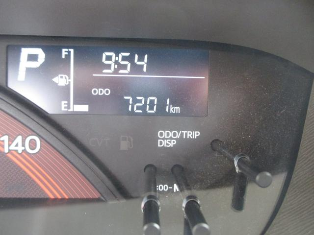 現在の走行距離、もちろん実走行です!カーセブン広沢本店店では全車両メーター管理システムチェック済み!安心してお買い求め頂けます♪