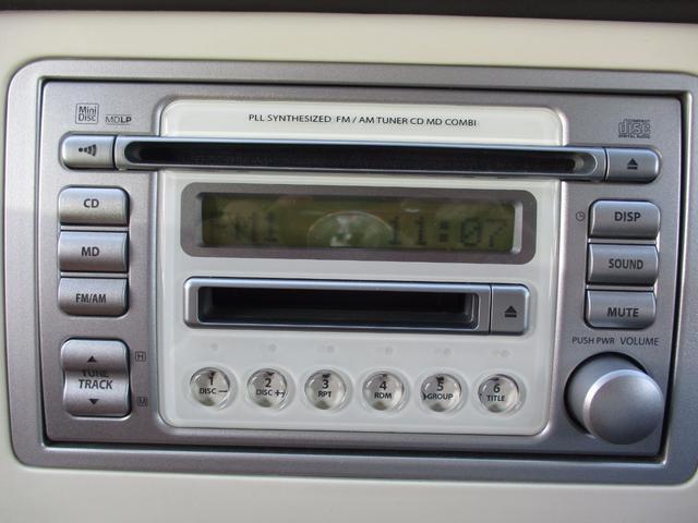スズキ アルトラパン X2 CDMDデッキ キーレス ユーザー買取車
