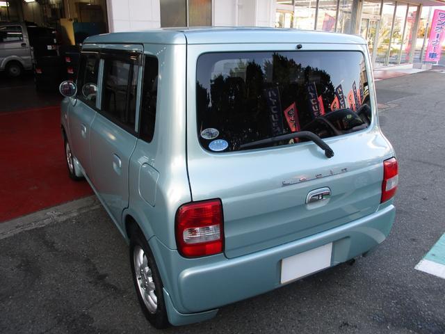 スズキ アルトラパン L ユーザー買取車 ワンオーナー CDMDデッキ