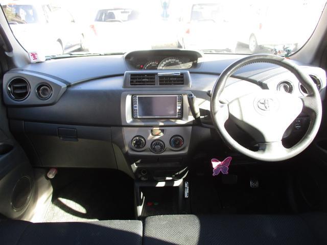 トヨタ bB S Xバージョン HDDナビ ETC キーレス