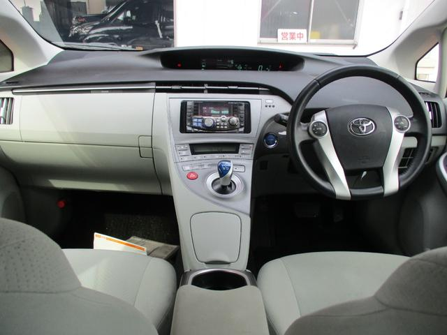 トヨタ プリウス S ユーザー買取車 ワンオーナー ETC付
