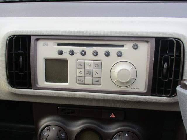 プラスハナ スマートキー  CDデッキ ユーザー買取車(18枚目)