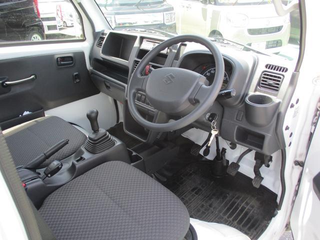 スズキ キャリイトラック KC 4WD AC PS