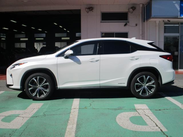 「レクサス」「RX」「SUV・クロカン」「群馬県」の中古車2