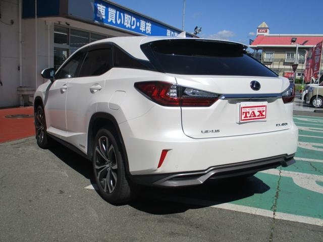 「レクサス」「RX」「SUV・クロカン」「群馬県」の中古車3